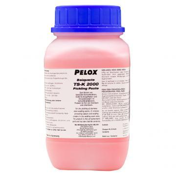 Pelox TS-K 2000 Kaynak Lekesi Temizleyici Krem